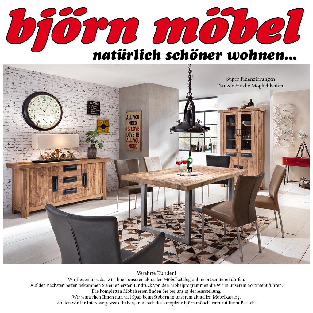 bj rn m bel gmbh nat rlich sch ner wohnen online katalog. Black Bedroom Furniture Sets. Home Design Ideas
